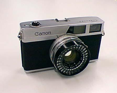CANON】 Canonet カメラ ...